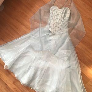 019218893a neblon Dresses - Neblon Corset Dress  Shaw  65!! Sale!